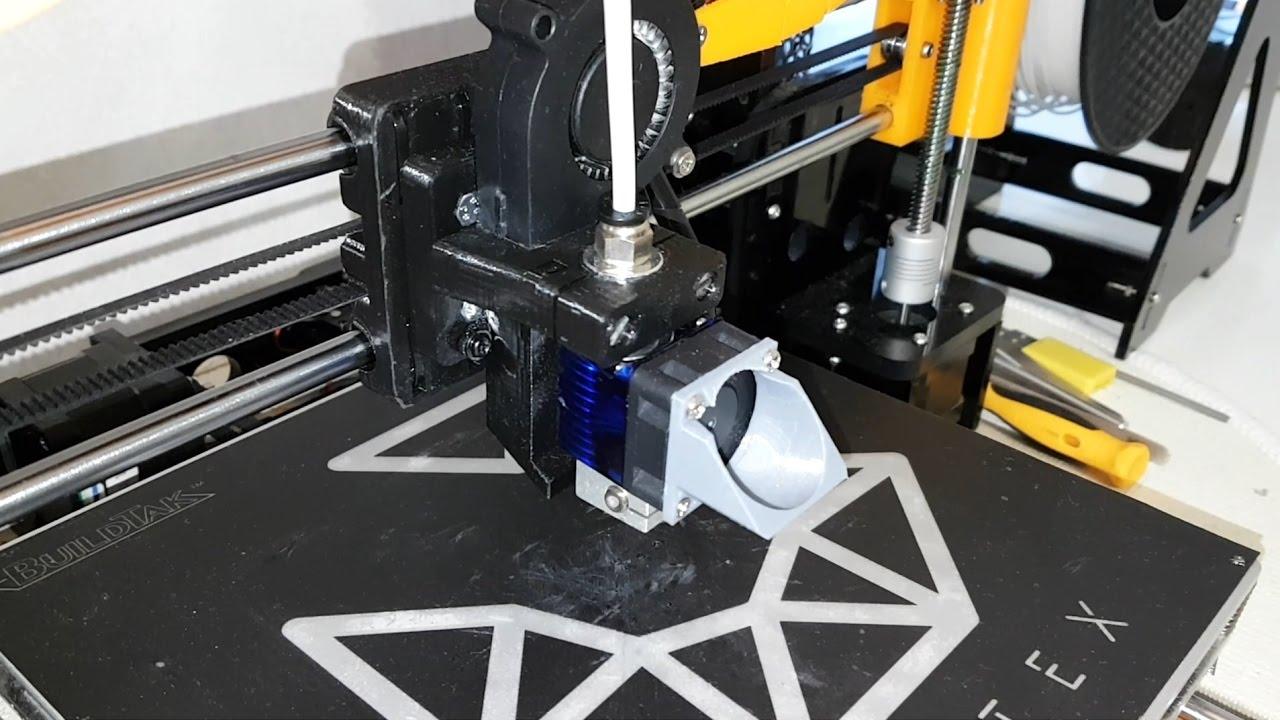 Anet A8 3d Printer Upgrade E3d V6 Bowden