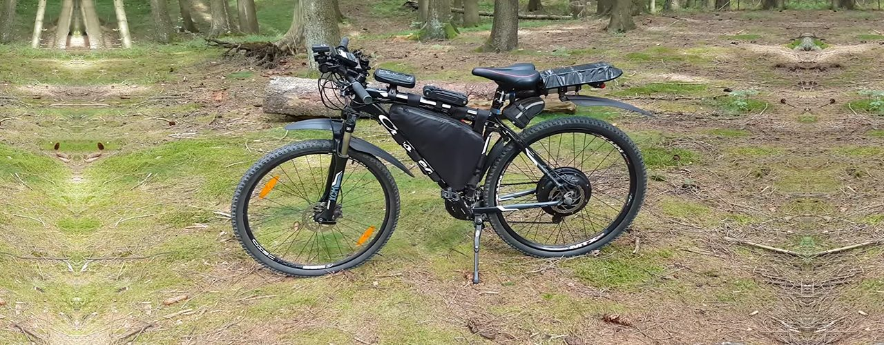 how to make electric bike